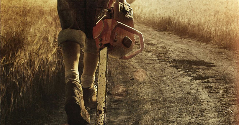 Leatherface Poster #2