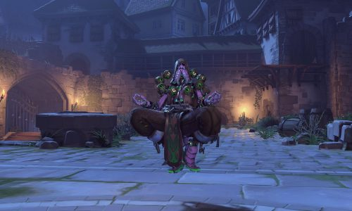 Blizzard's Halloween events are here including new Overwatch skins