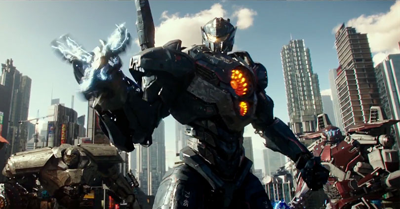 Pacific Rim Uprising - Trailer #1