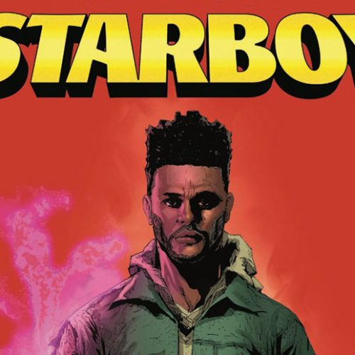 Marvel releasing new comic, Starboy, starring The Weeknd?