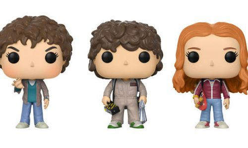 Stranger Things Wave 3 Funko Pop! vinyl figures now available