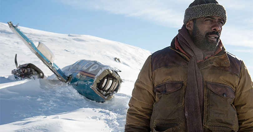 The Mountain Between Us - Idris Elba