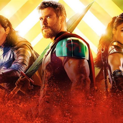 Thor in 4DX will Ragnarok your world