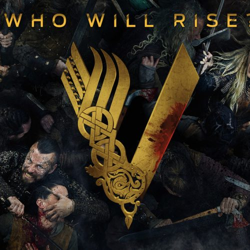Vikings season 5 key art is bloody and chaotic, plus new promos