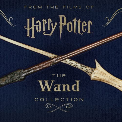 Celebrate the magic with 'Harry Potter: The Wand Collection'
