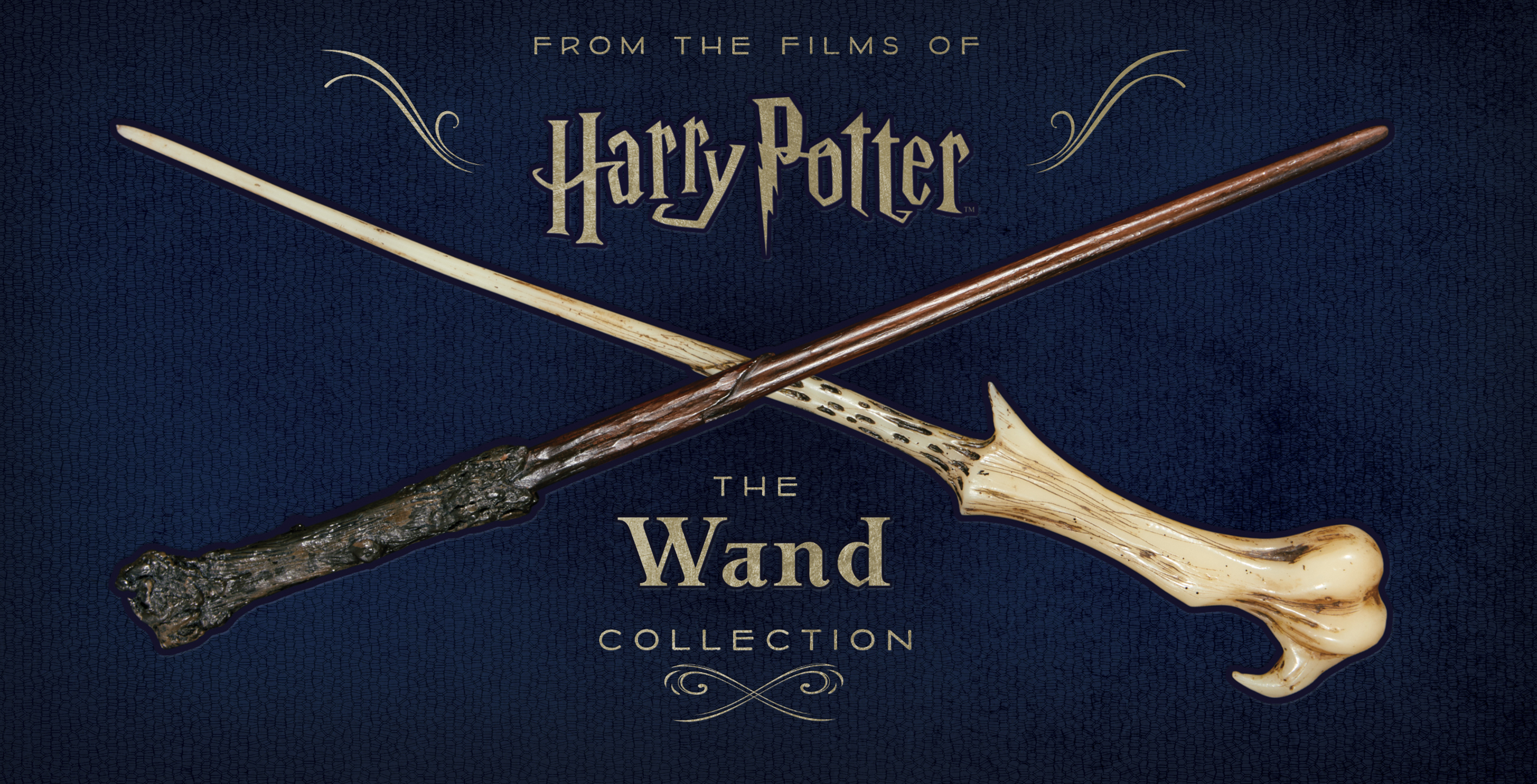 Celebrate the magic with 39 harry potter the wand collection 39 for The most powerful wand in the world