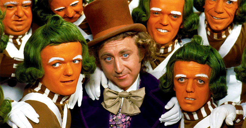 Willy Wonka and the Chocolate Factory - Gene Wilder