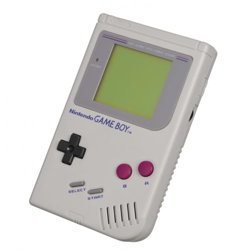 Did Nintendo file a Game Boy Classic patent?