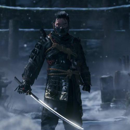 Sucker Punch reveals samurai open world game, Ghost of Tsushima