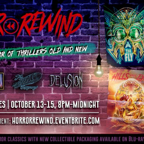 Fox and Delusion team up for LA Halloween attraction, Horror Rewind