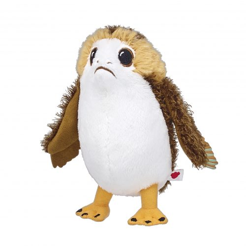 Build-a-Bear adds new dolls in anticipation for Star Wars: The Last Jedi