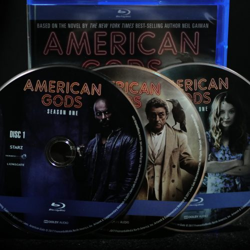 American Gods Season 1 Blu-ray review: Join the war of the gods