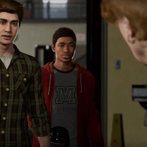 New Insomniac's Spider-Man trailer has Peter Parker juggling dual lives