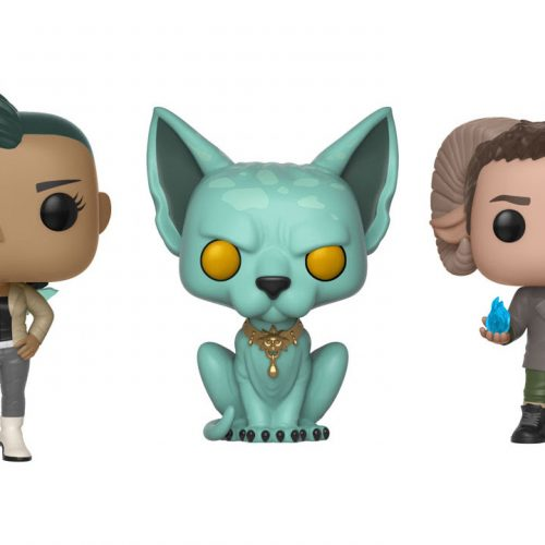 Image's Saga Funko Pop! vinyl characters coming in February