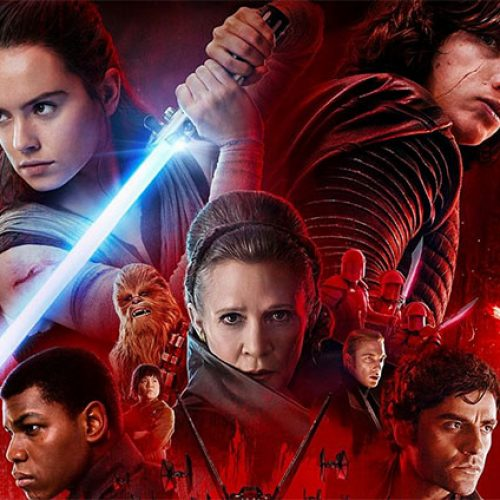 The new Star Wars: The Last Jedi trailer is (finally) here