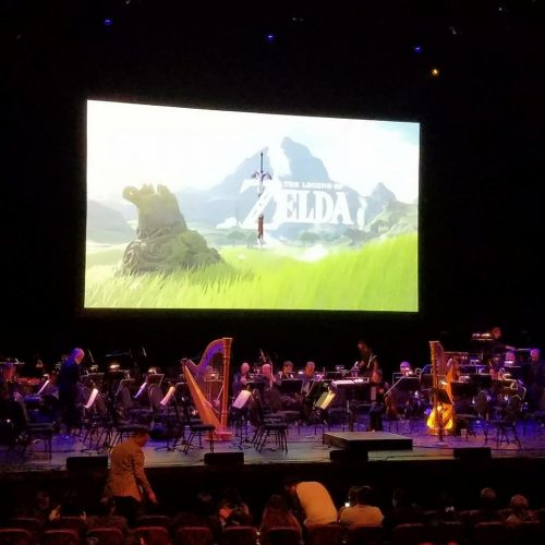 The Legend of Zelda: Symphony of the Goddesses (review)