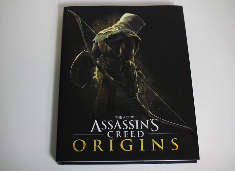 The Art of Assassin's Creed Origins