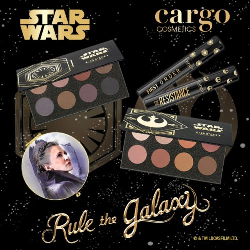 Cargo Cosmetics' Star Wars Makeup Collection is now available