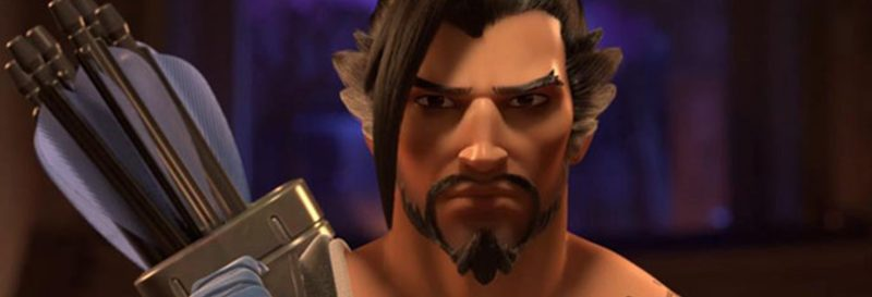 Heroes of the Storm hanzo