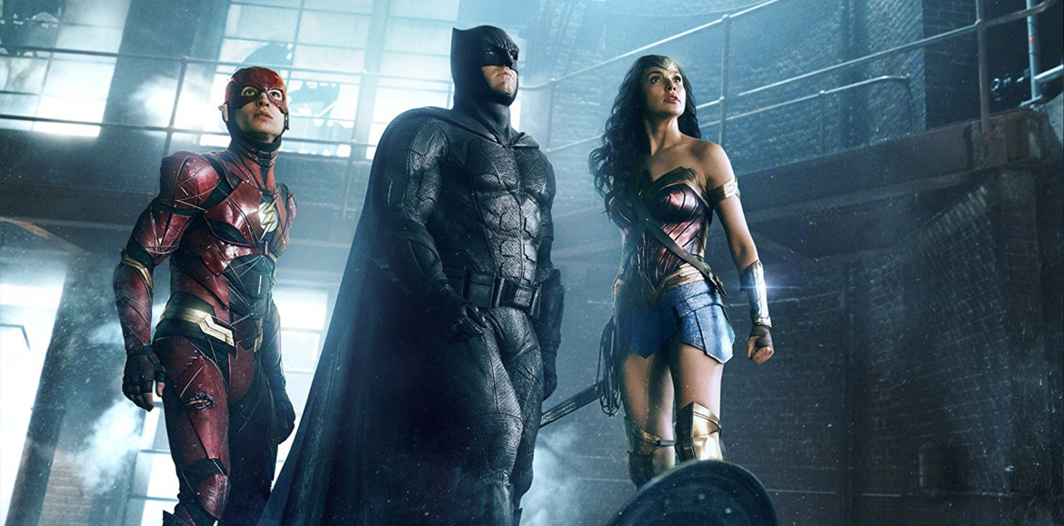 'Justice League' continues to slowly right the DCEU ship (review)