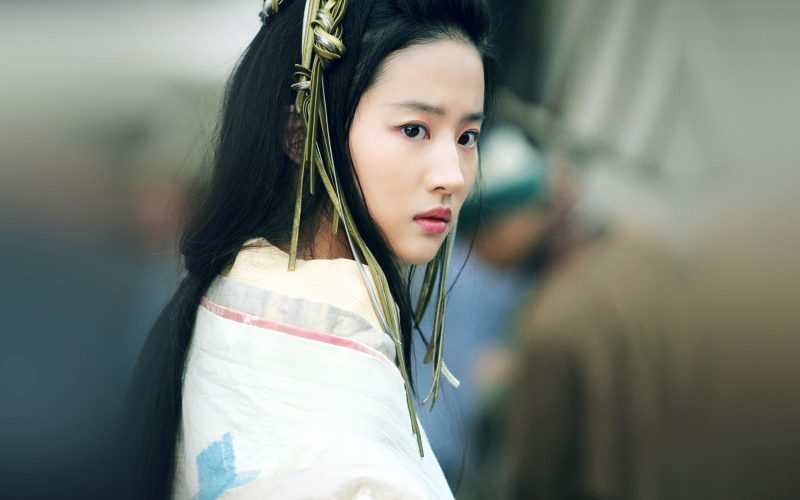 Disney Casts THE FORBIDDEN KINGDOM's Liu Yifei As MULAN