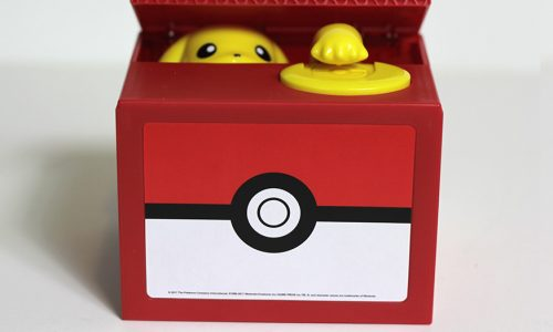 Pokémon Pikachu Coin Bank is too cute