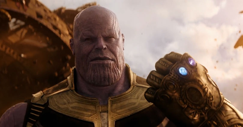 Avengers: Infinity War Trailer #1 - Thanos
