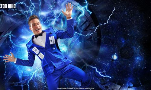 Look sharp while time traveling with these Doctor Who suits