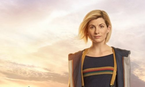 Check out the 13th Doctor's new look!