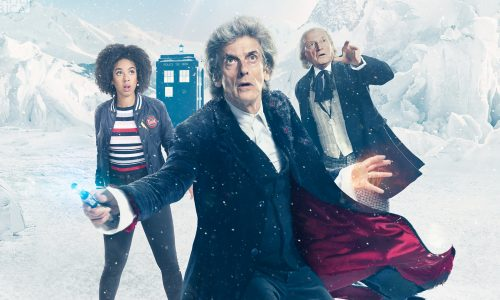 Doctor Who reveals new image from the Christmas Special
