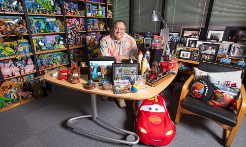John Lasseter takes leave of absence at Pixar due to sexual assault allegations