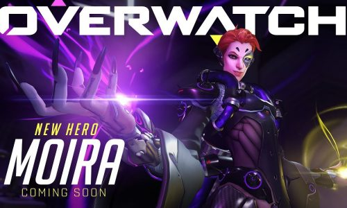 Overwatch: New hero Moira, Reinhardt short, and Blizzard World map