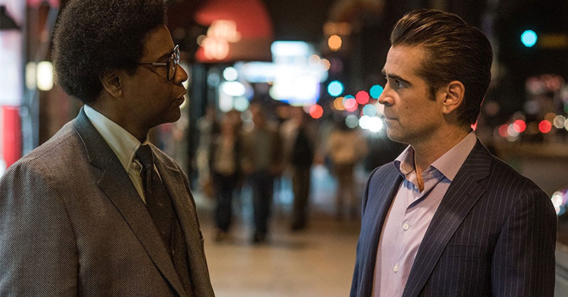 Roman J. Israel, Esq - Denzel Washington and Colin Farrell