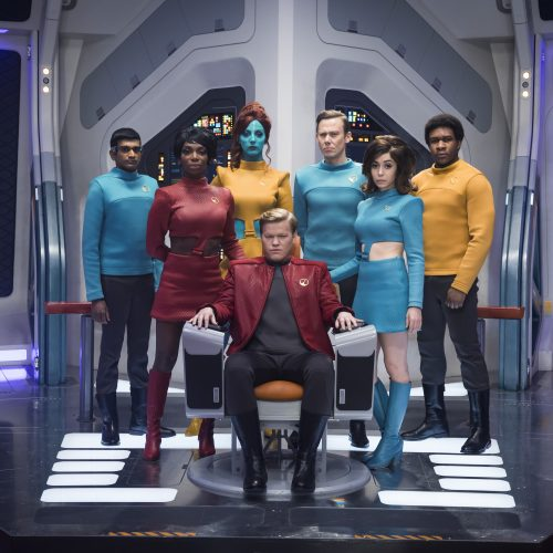 Netflix releases Black Mirror season 4 Star Trek-inspired episode 'USS Callister'