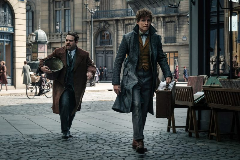 Fantastic Beasts The Crimes of the Grindelwald