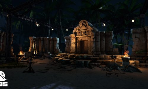 Hands-on with SOS, a multiplayer survival PC game