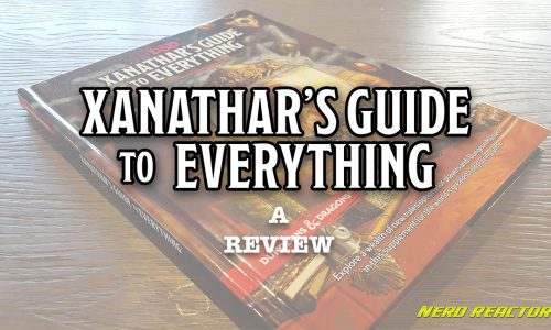 Dungeon and Dragons – Xanathar's Guide to Everything review