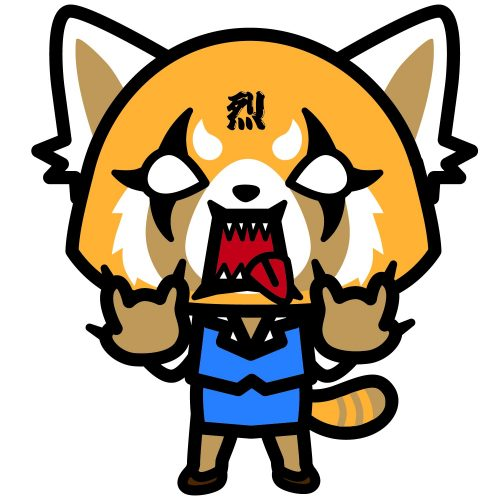 Sanrio fan favorite angry red panda 'Aggretsuko' is coming to Netflix
