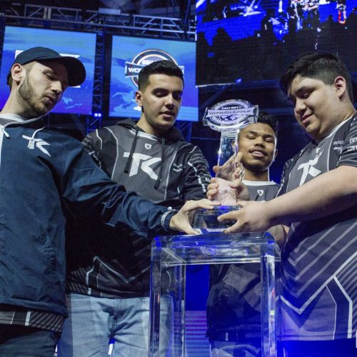 Team Kalibur takes the top spot at Call of Duty World League Dallas