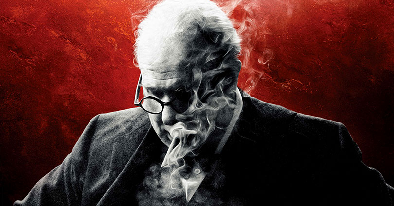 Darkest Hour Poster #1