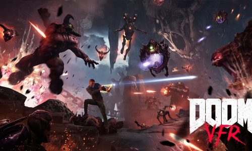 Doom VFR is now available