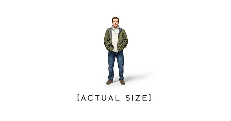 Downsizing Poster #1
