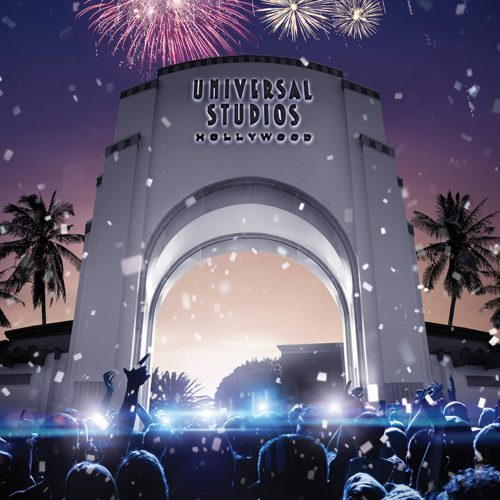 Universal Studios Hollywood to host New Year's Eve celebration, EVE