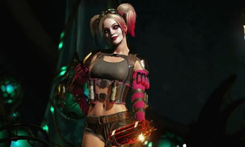 Director Uwe Boll says Harley Quinn 'is not a real Batman character'