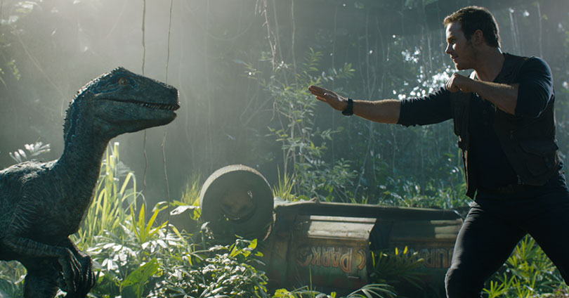 Jurassic World: Fallen Kingdom Trailer #1