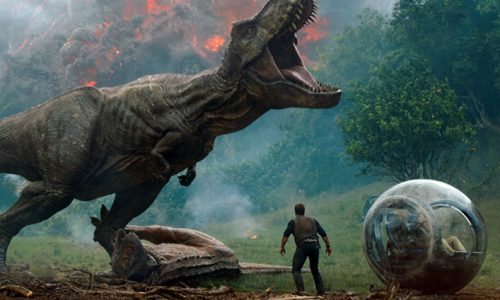 Save the dinosaurs in the new Jurassic World: Fallen Kingdom trailer
