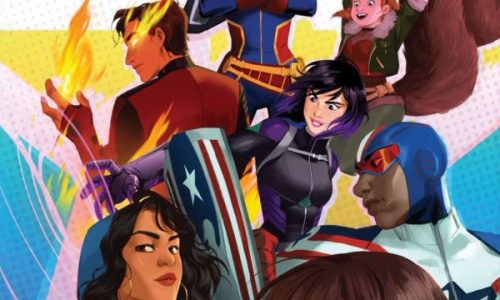 'Marvel Rising: Secret Warriors' animated film will bring on a diverse group of heroes