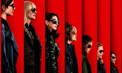 'Ocean's 8' brings together a fantastic cast to steal our hearts (review)