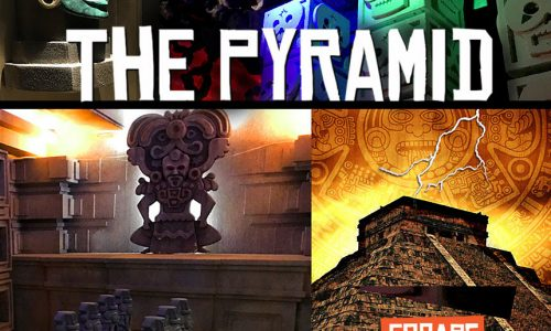 Escape Room LA's The Pyramid has you searching for lost Mayan treasure