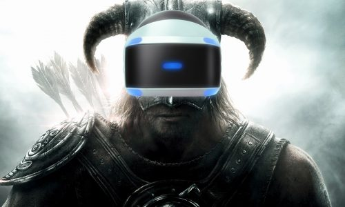 Experiencing Skyrim VR with PlayStation VR